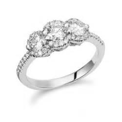 Necklace Name Trilogy Engagement Rings Orogem