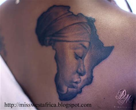 tattoo queen west facebook miss west africa africa tattoos are in fashion no lie