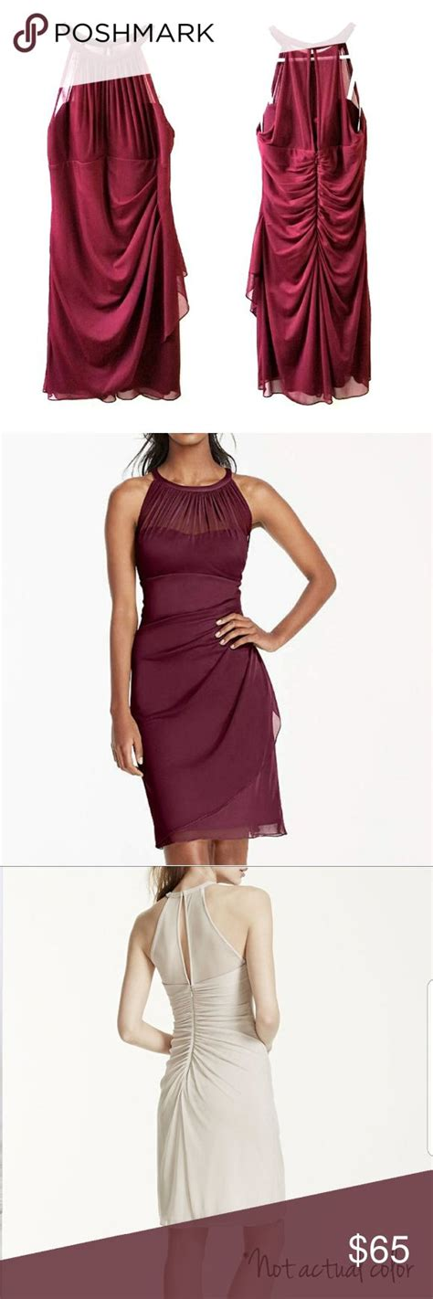 wine colored prom dresses best 25 wine colored dresses ideas only on