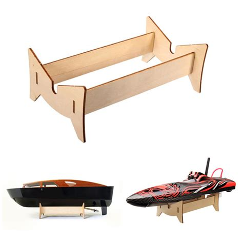 rc boat spares wooden boat body support parts for william yacht tfl rc