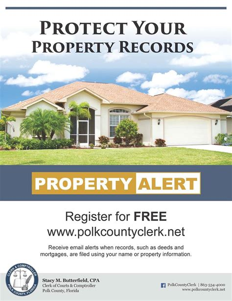 Real Estate Property Records Protect Your Property Records Free Baron Holdings Real Estate Turning Your Dreams