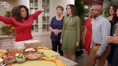 oprah winfrey cooks in own kitchen in new weight