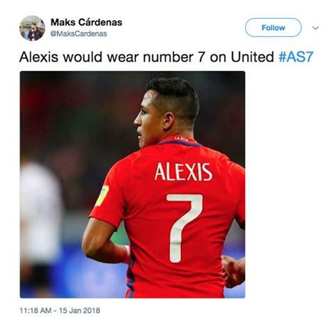 alexis sanchez shirt number man utd news alexis sanchez shirt number already decided