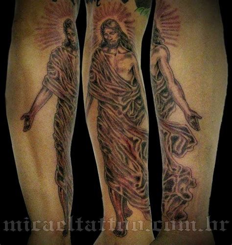 resurrected tattoo 21 inspiring christian tattoos me now