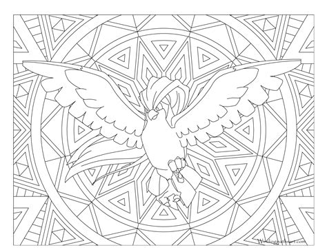 pokemon coloring pages for adults pidgeot coloring pages coloring pages