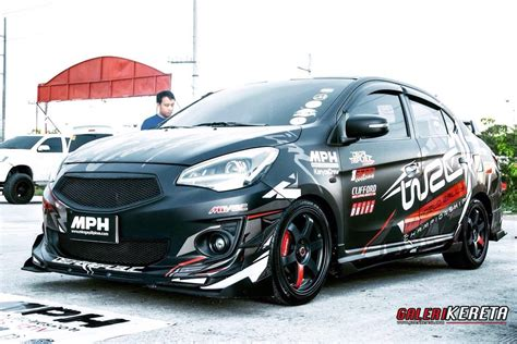modified mitsubishi mitsubishi mirage g4 modified my ride gk002