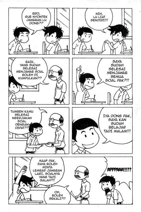 Komik Academy 2 Kolpri1 kejadian di sekolah hellomotion