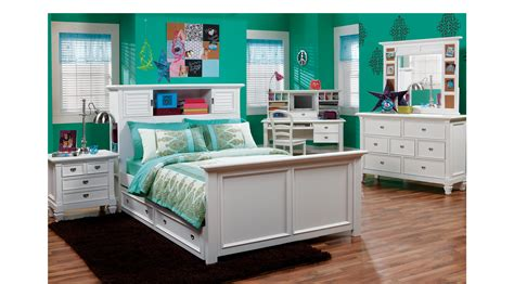 white twin trundle bedroom set belmar white 6 pc twin bookcase bedroom w trundle