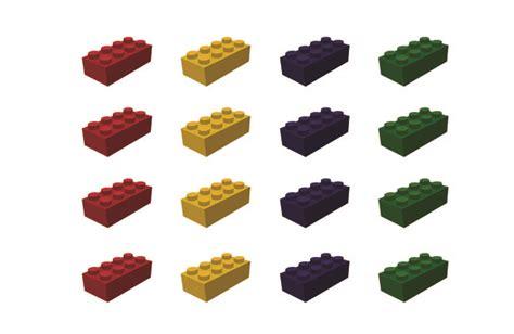 Lego Graphic 18 lego brick vector illustrations on creative market