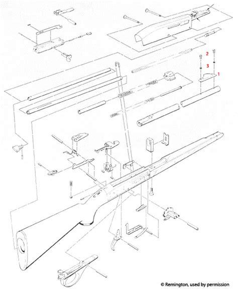 remington 66 parts diagram 66 brownells firearms reloading supplies