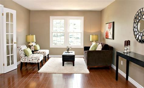 Staging A Small Living Room by Home Staging In Erin Ontario Traditional Living Room