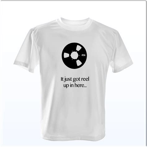 Engineering T Shirt audio engineering t shirts reel up in here melodynamic studios