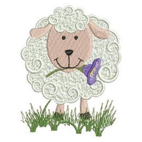 cute embroidery pattern image gallery lamb embroidery designs