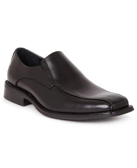 alfani shoes alfani s ascher bike toe slip on shoes extended