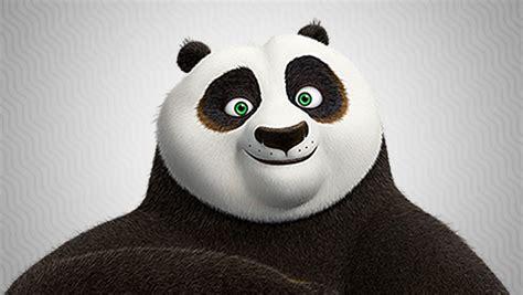 imagenes de kung fu panda bebe po personajes kung fu panda