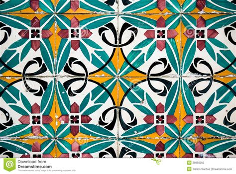 vintage tiles stock image image of background
