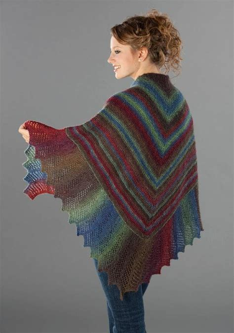 pattern knitting shawl top 15 free shawl knitting patterns