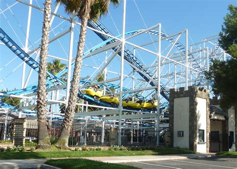 scandia amusement park ontario ca coaster view 1