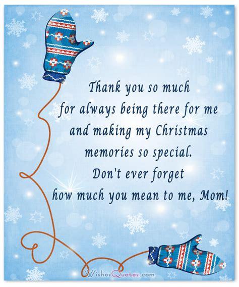 christmas message  parents
