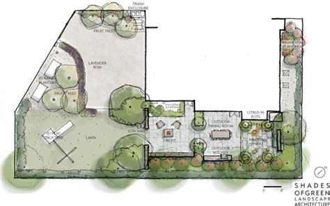 Typical House Floor Plan Dimensions Landscape Plans Renderings Amp Drawings Landscaping Network