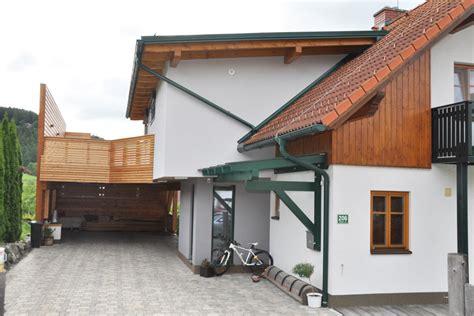 Terrasse Genehmigungspflichtig by Grenzbebauung Garage Mit Terrasse Blockhaus Cm Holzhaus