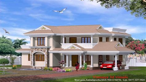 kerala style small house plans photos