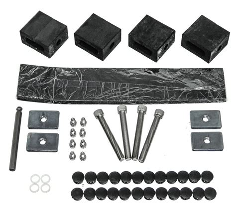 Ladder Rack Parts by Base Rails For Tracrac Sr Sliding Truck Bed Ladder Racks Tracrac Accessories And Parts Ta21510