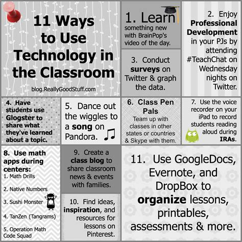 technology in the classroom make the most of what you have