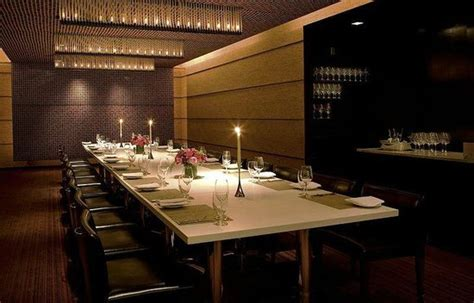 best private dining rooms nyc private dining room picture of the michelangelo hotel