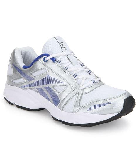 best sports shoes company reebok dynamic ride lp white sports shoes buy reebok