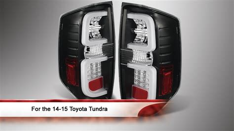 2014 Toyota Tundra Lights Not Working by 2014 2015 Toyota Tundra Light Bar Led Lights