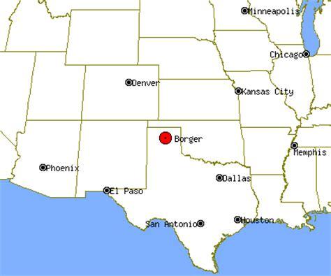 borger texas map borger profile borger tx population crime map