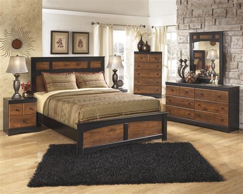 4 piece bedroom furniture sets aimwell 4 piece bedroom set happy s home centers