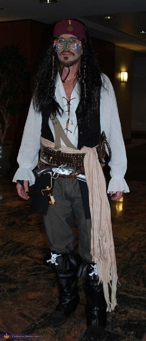 coolest captain jack sparrow costume creative diy costumes