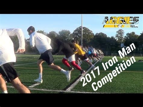 iron man competition youtube