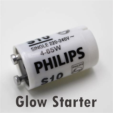 high quality fluorescent l starter for 4 65w180 250vac