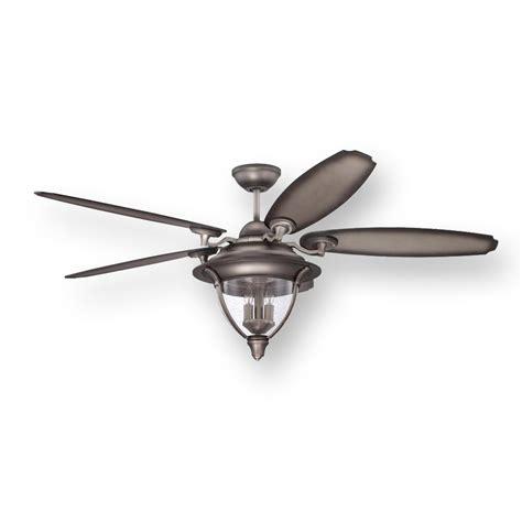 antique nickel ceiling fan kingsbridge ceiling fan ellington knb56and5 at