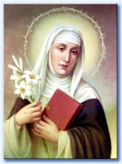 santa caterina 29 aprile santa caterina da siena patrona d italia e d