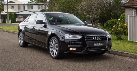 2015 audi a4 2015 audi a4 review run out up caradvice