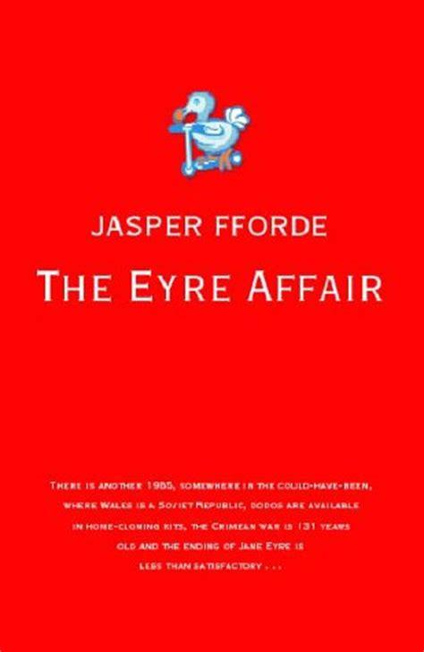 The Eyre Affair 1 the eyre affair literature wiki