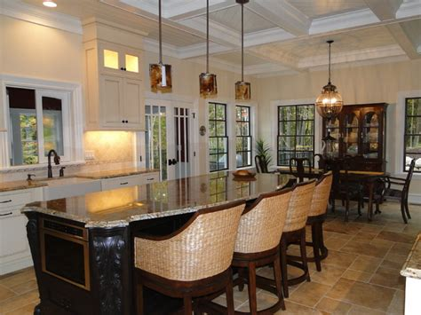 Kitchen Island Decorating Ideas British Colonial Traditional Kitchen Grand Rapids