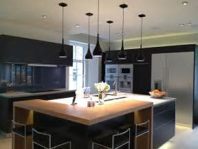 Color Ideas For Kitchens Cocinas Modernas Con Isla 100 Ideas Impresionantes