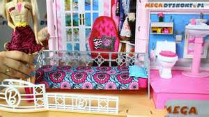 what style is my house barbie my style house barbie stylowy domek mattel megadyskont pl youtube