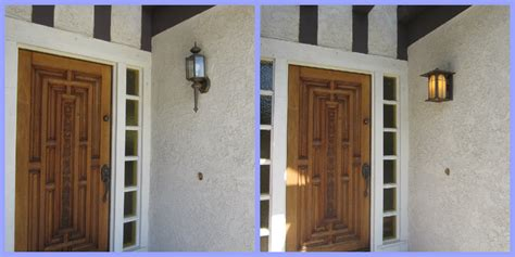 Front Door Light Fixture Diy Projects To Add Home Value Diy Inspired
