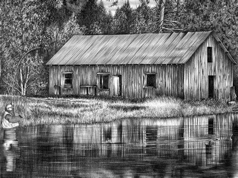 imagenes de paisajes dibujados a lapiz dibujos de a lapiz 3d faciles buscar con google