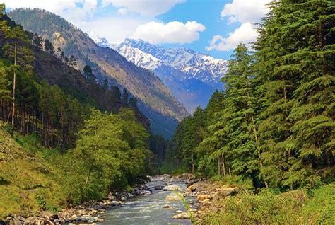 parvati valley travel himachal pradesh india lonely