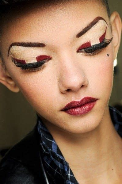 model makeup runway makeup looks and tips marie claire 424 best brazilian top models images on pinterest celebs