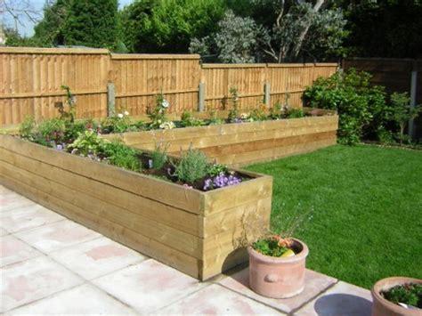Raised Garden Border Ideas Exterior