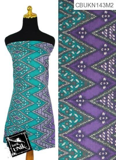 Batik Pekalongan Motif Zig Zag Harga Satuan kain batik printing katun motif kipas zig zag beras wutah