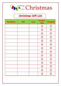 Wish List Template Free Printable by Wish List Template Free Printable Www